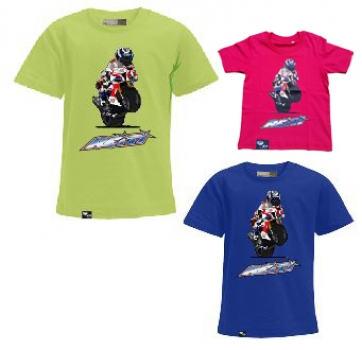 T-Shirt Kids royal
